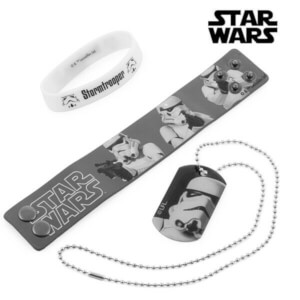 Star Wars Bracelet and Necklace