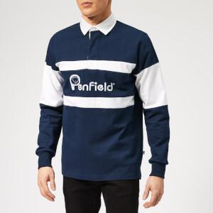 Penfield Men's Cass Rugby Sweatshirt - Navy