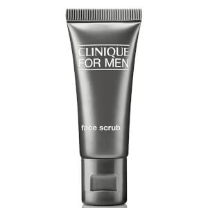 Clinique for Men Face Scrub Tube 15ml (Free Gift)