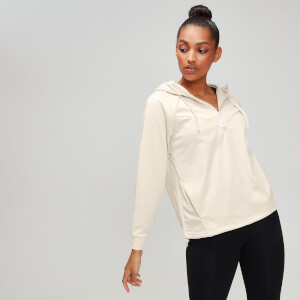 MP Women's Tech Pull Over Hoodie - Moonbeam