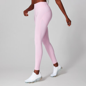 Power Leggings - Vaaleanpunainen