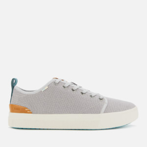 TOMS Men's Trvl Lite Low Trainers - Drizzle Grey