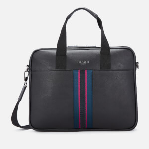 Ted Baker Men's Tinee Webbing Document Bag - Black