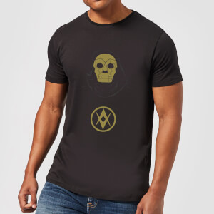 Camiseta Flash Gordon General Klytus - Hombre - Negro