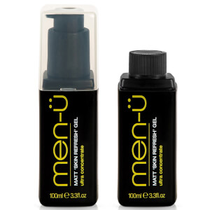 men-ü Matt Skin Refresh Gel 100ml