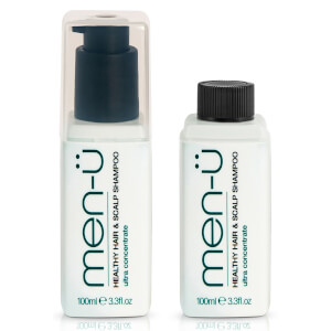 men-ü Healthy Hair & Scalp Shampoo 100ml