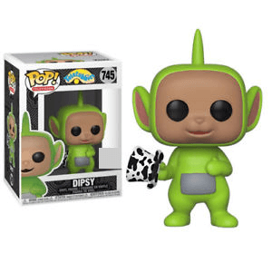 Teletubbies Dipsy EXC Pop! Vinyl Figure