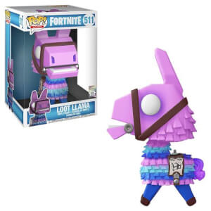 Figurine Pop! Loot Llama 10 Pouces - Fortnite