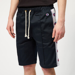 Champion Men's Tape Shorts - Navy