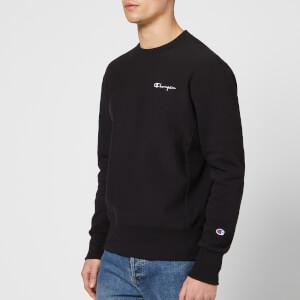 Champion Men's Back Logo Sweatshirt - Black