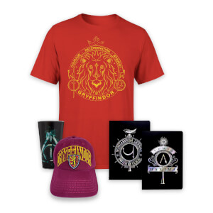 Mega Magic Harry Potter Bundle - Gryffindor