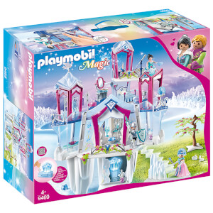 Playmobil Magic Crystal Palace with Shiny Crystal (9469)