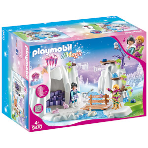 Playmobil Magic Crystal Diamond Hideout with Shiny Crystal (9470)
