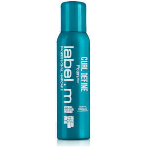 label.m Curl Define Foam Cream 150 ml