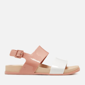 Melissa Women's Cosmic Double Strap Sandals - Blush Contrast