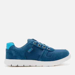 UGG Kids' Tygo Low Top Trainers - Ensign Blue