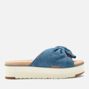 UGG Women's Joan II Flatform Sandals - Desert Blue