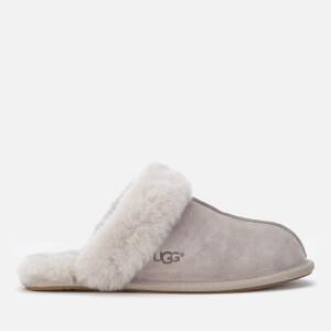 UGG Women's Scuffette II Sheepskin Slippers - Oyster