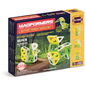 Magformer My First Forest World Set - 32 Pieces