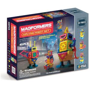 Magformers Walking Robot Set - 45 Pieces