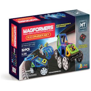Magformers Ferngesteuerte Cruiser Set – 53 Stücke