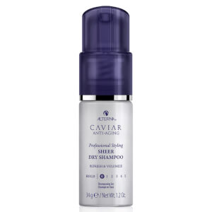 Alterna Caviar Professional Styling Sheer Dry Shampoo