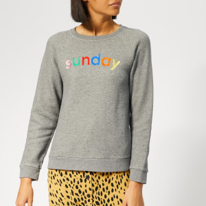 Whistles Women's Sunday Sweatshirt - Grey Marl