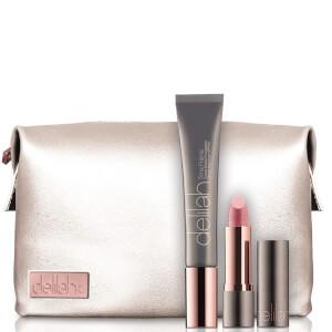 delilah Metallic Cosmetic Bag (Free Gift)