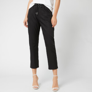 BOSS Women's Satency Joggers - Black