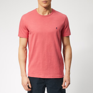Joules Men's Laundered T-Shirt - Light Pink