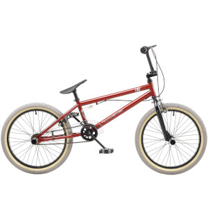 "Rooster Core 20"" Red BMX Style Bike"