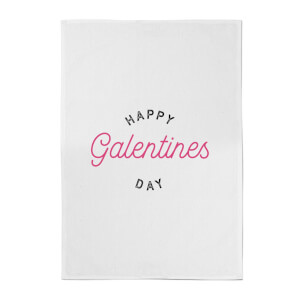 Happy Galentine's Day Cotton Tea Towel