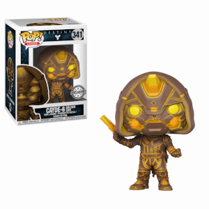 Figurine Pop! Cayde-6 Destiny EXC
