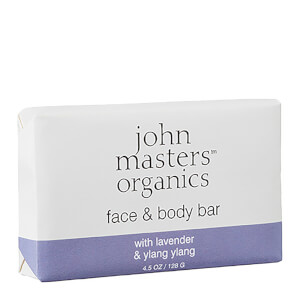 John Masters Organics Face and Body Bar 128g
