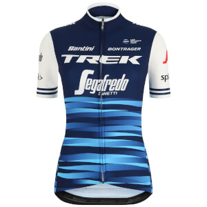 Santini Women's 2019 Trek Factory Racing Team Blend Jersey