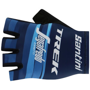 Santini Women's 2019 Trek Factory Racing Team Gloves