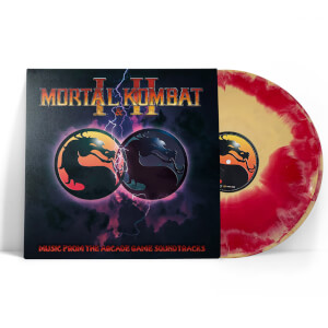 Mortal Kombat 1 & 2: Music from the Arcade Game Soundtrack - Zavvi Exclusive (Limited to 300 pieces)