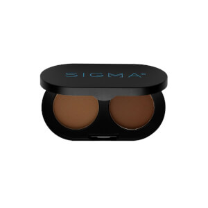Sigma Color + Shape Brow Powder Duo (Various Shades)