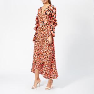 Diane von Furstenberg Women's Alice Dress - Berries