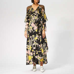 Diane von Furstenberg Women's Alice Dress - Floating Bouquet Multi