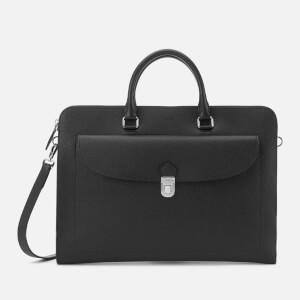 Tod's Men's Portfolio Bag - Nero