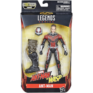 Hasbro Marvel Legends Series Avengers 6-inch Ant-Man Figure