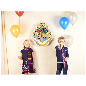 Hogwarts Crest Cardboard Wall Cut Out Harry Potter Wizarding World