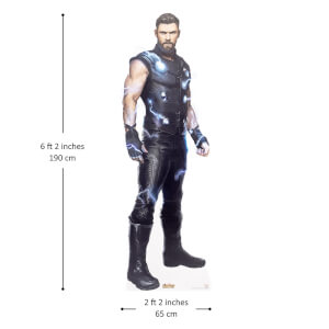 Avengers: Infinity War - Ultimate Thor Lifesize Cardboard Cut Out