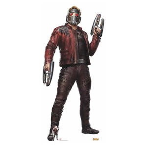 Avengers: Infinity War - Star-Lord (With Helmet) Lifesize Cardboard Cut Out
