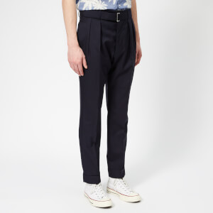 Officine Générale Men's Pierre Pants - Navy