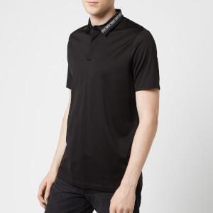 HUGO Men's Divorno Polo Shirt - Black