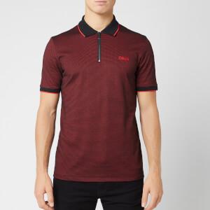 HUGO Men's Direnze Polo Shirt - Black