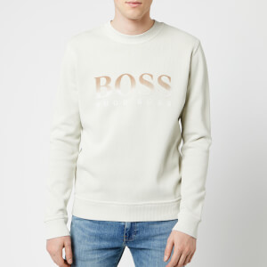 BOSS Men's Weaver Sweatshirt - Light Beige