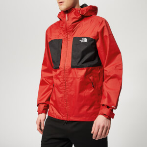 The North Face Men's Purna 2L Jacket - Salsa Red/TNF Black